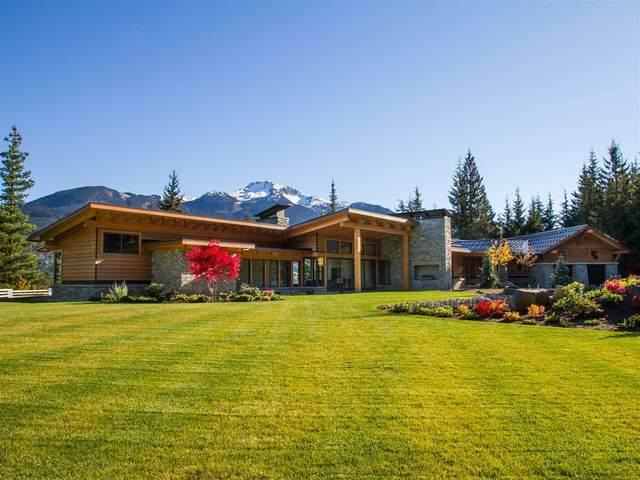 5468 Stonebridge Place, Whistler, BC V0N 1B5 (#R2462382) :: 604 Home Group