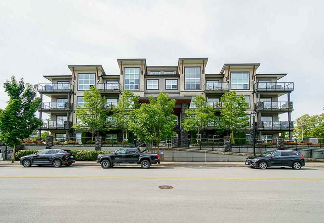 20630 Douglas Crescent #103, Langley, BC V3A 4B8 (#R2462502) :: Premiere Property Marketing Team