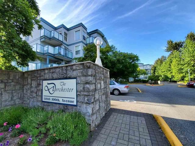 14885 100 Avenue #410, Surrey, BC V3R 0W1 (#R2462524) :: Premiere Property Marketing Team
