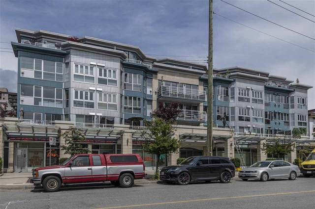 122 E 3RD Street #407, North Vancouver, BC V7L 1E6 (#R2462555) :: Premiere Property Marketing Team