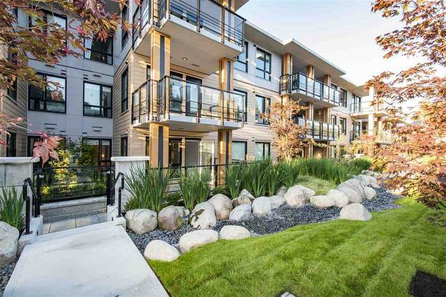 3220 Connaught Crescent #314, North Vancouver, BC V7R 0A5 (#R2467388) :: Initia Real Estate