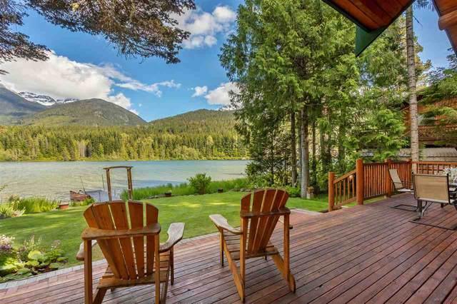 9205 Lakeshore Drive, Whistler, BC V8E 0G6 (#R2469507) :: 604 Realty Group