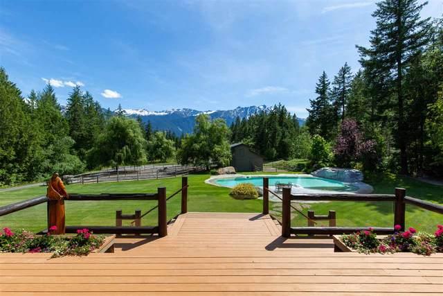 7791 Owl Ridge Road, Pemberton, BC V0N 2L0 (#R2469952) :: Homes Fraser Valley