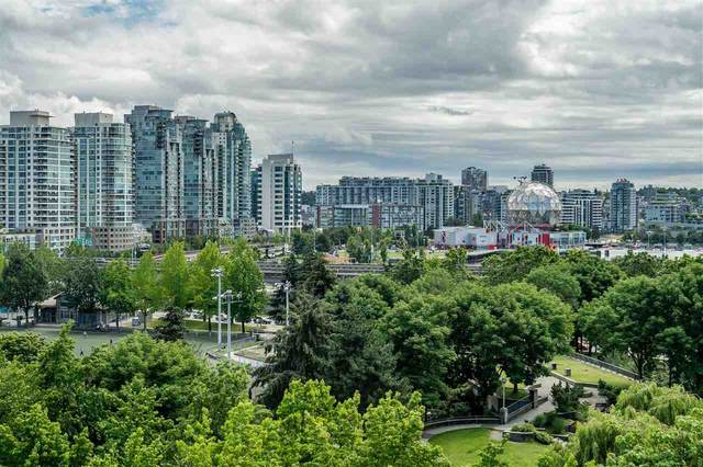 550 Taylor Street #1010, Vancouver, BC V6B 1R1 (#R2470646) :: Ben D'Ovidio Personal Real Estate Corporation | Sutton Centre Realty