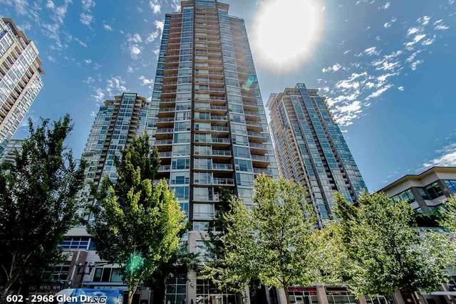 2968 Glen Drive #602, Coquitlam, BC V3B 0C4 (#R2470974) :: 604 Realty Group
