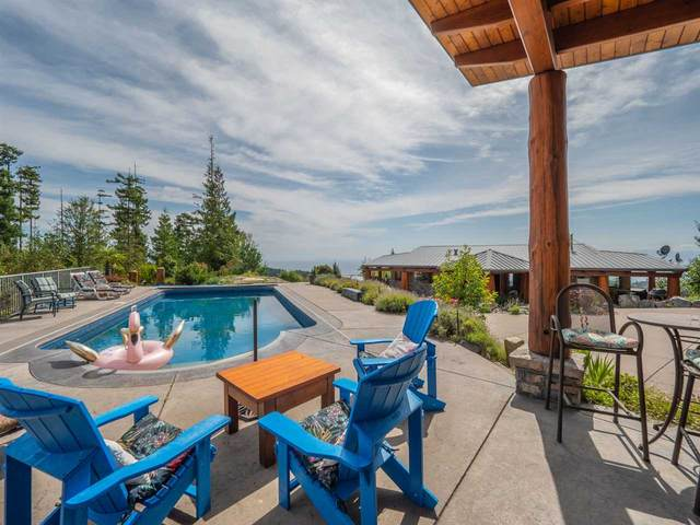 6013 & LOT 2 LEANING TREE Road, Halfmoon Bay, BC V0N 1Y2 (#R2471620) :: RE/MAX City Realty
