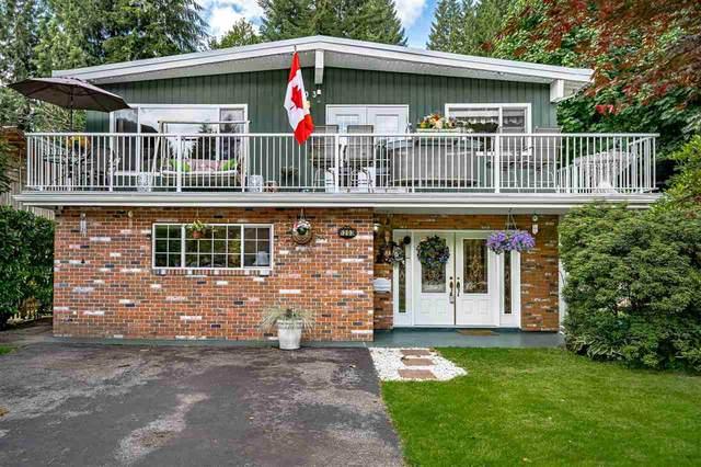 1203 Airlynn Place, North Vancouver, BC V7J 2V1 (#R2471691) :: 604 Realty Group