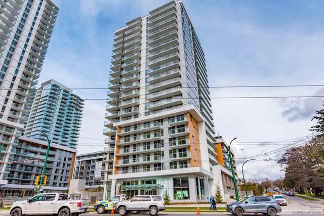 433 SW Marine Drive #2109, Vancouver, BC V5X 0H5 (#R2471698) :: Initia Real Estate