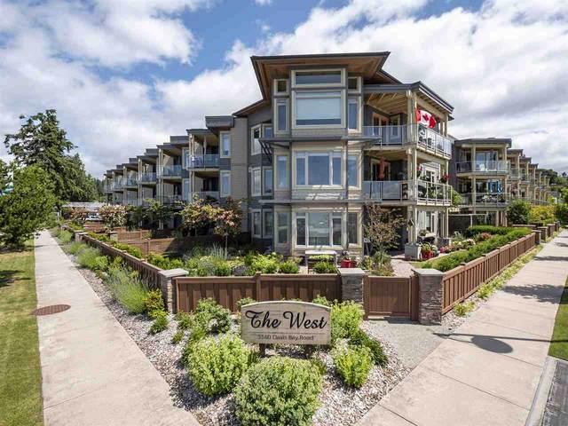 5160 Davis Bay Road #238, Sechelt, BC V0N 3A2 (#R2471716) :: RE/MAX City Realty