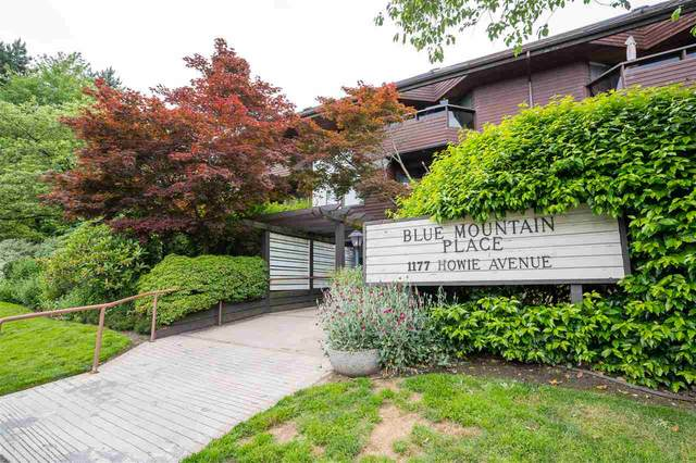 1177 Howie Avenue #204, Coquitlam, BC V3J 1T9 (#R2472340) :: 604 Realty Group