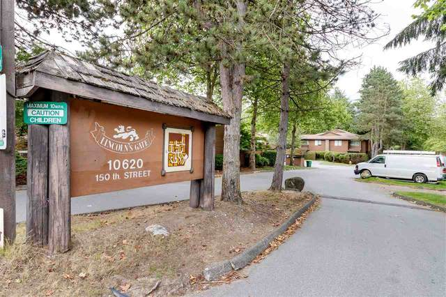 10620 150 Street #202, Surrey, BC V3R 7R9 (#R2472378) :: 604 Realty Group