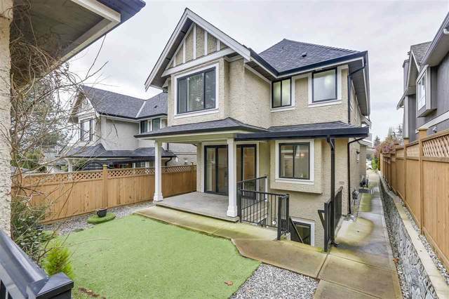2316 Jones Avenue, North Vancouver, BC V7M 2W8 (#R2472471) :: 604 Realty Group