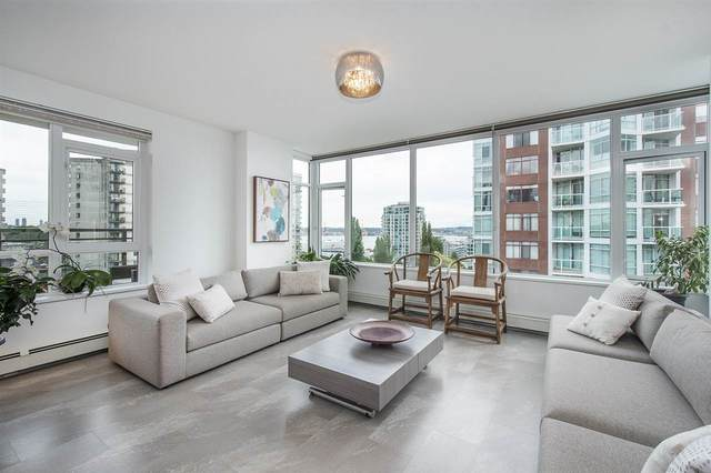 131 E 3RD Street #603, North Vancouver, BC V7L 1E5 (#R2472479) :: 604 Realty Group