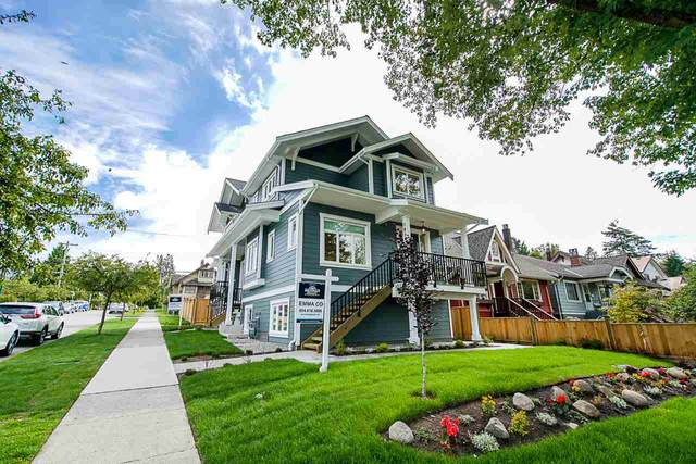 1015 Lakewood Drive 1013 -, Vancouver, BC V5L 3K4 (#R2472521) :: 604 Realty Group