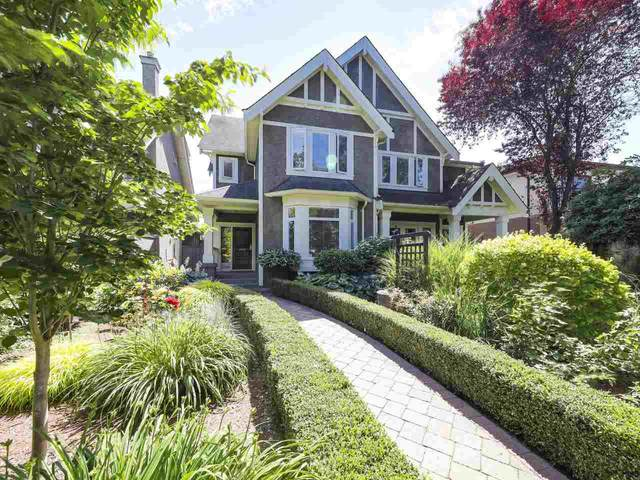 2286 W 15TH Avenue, Vancouver, BC V6K 2Y7 (#R2472604) :: 604 Realty Group