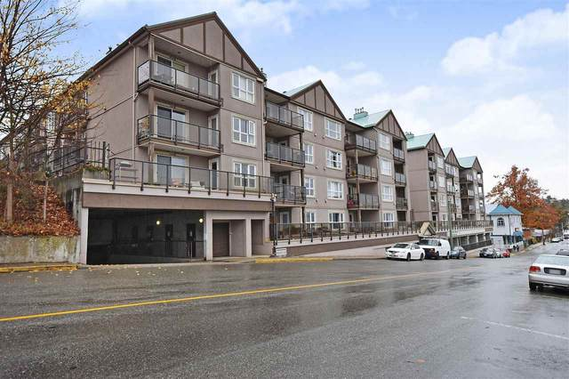 33165 2 Avenue #306, Mission, BC V2V 6T8 (#R2472686) :: RE/MAX City Realty