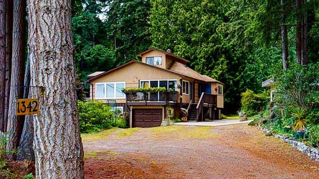 1342 Chaster Road, Gibsons, BC V0N 1V5 (#R2472802) :: RE/MAX City Realty