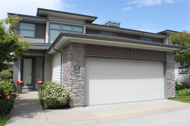 2603 162 Street #65, Surrey, BC V3Z 2L4 (#R2472881) :: Initia Real Estate
