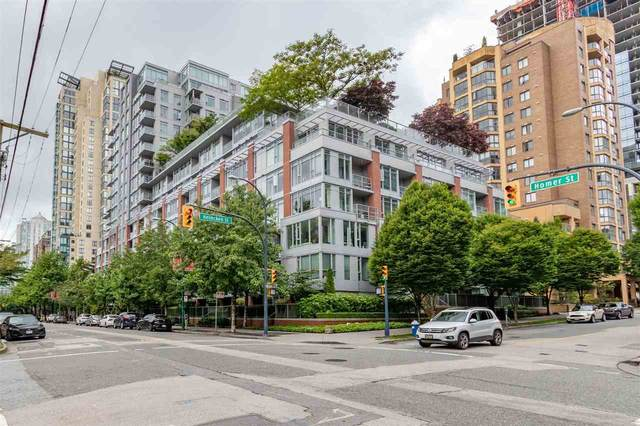 1133 Homer Street #203, Vancouver, BC V6B 0B1 (#R2473035) :: RE/MAX City Realty