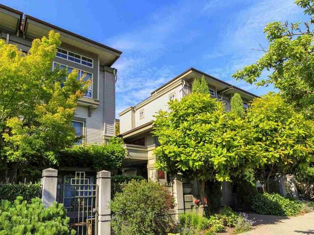 2375 W Broadway Avenue #23, Vancouver, BC V6K 2E6 (#R2473128) :: Initia Real Estate