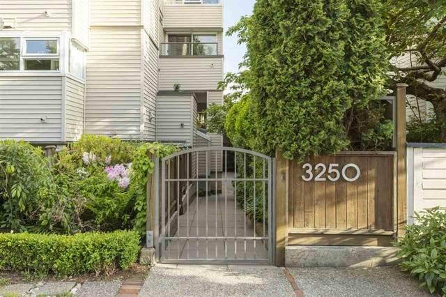 3250 W 4TH Avenue #15, Vancouver, BC V6K 1R9 (#R2473199) :: Initia Real Estate