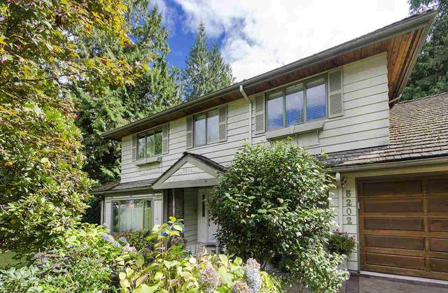 5202 Sprucefeild Road, West Vancouver, BC V7W 2X6 (#R2473456) :: Ben D'Ovidio Personal Real Estate Corporation | Sutton Centre Realty