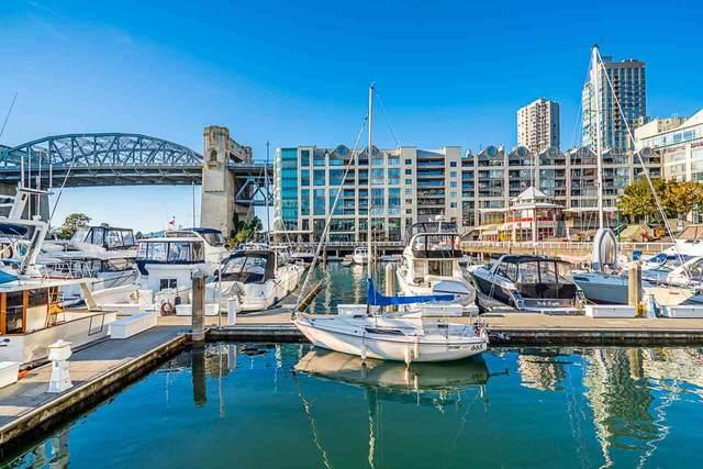 1008 Beach Avenue #201, Vancouver, BC V6E 1T7 (#R2473569) :: Initia Real Estate