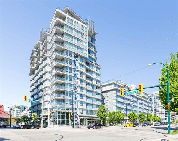 89 W 2ND Avenue #1203, Vancouver, BC V5Y 0G9 (#R2473642) :: Initia Real Estate