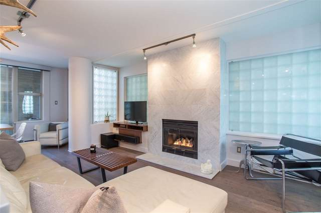 1500 Hornby Street #508, Vancouver, BC V6Z 2R1 (#R2473822) :: Initia Real Estate
