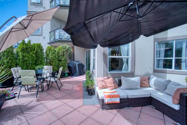 131 W 3 Street #202, North Vancouver, BC V7M 1E7 (#R2473824) :: Initia Real Estate
