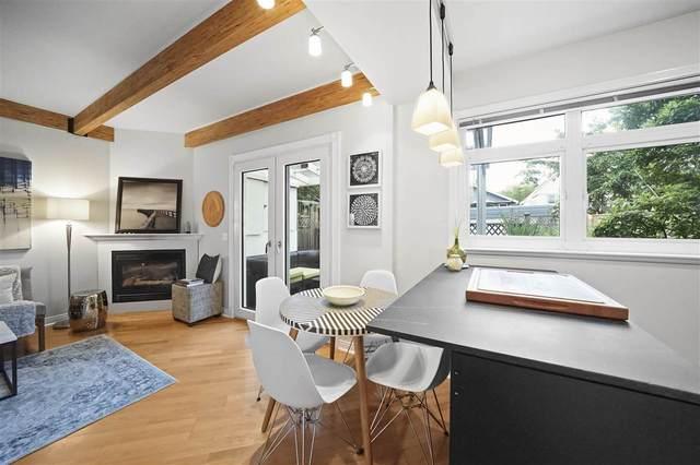 3483 W 8TH Avenue, Vancouver, BC V6R 1Y6 (#R2473831) :: Initia Real Estate