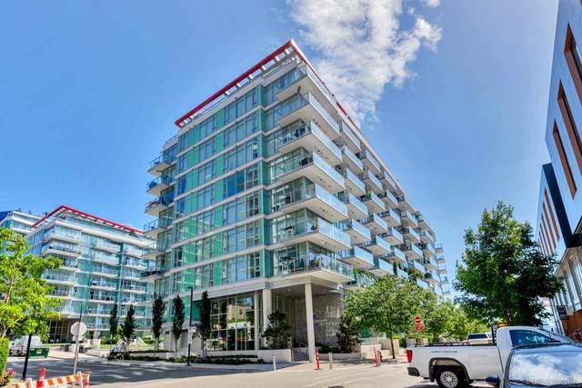 175 Victory Ship Way #705, North Vancouver, BC V7L 0G1 (#R2473857) :: Initia Real Estate