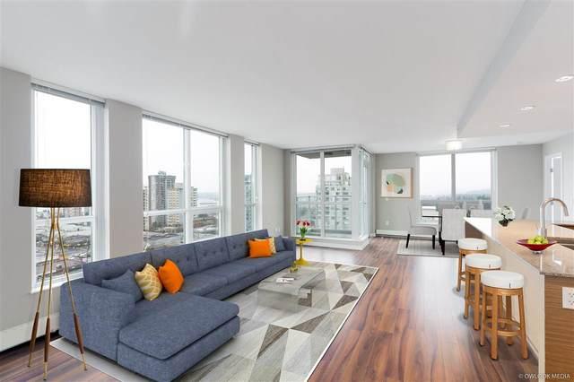 135 E 17TH Street #1201, North Vancouver, BC V7L 0C4 (#R2473902) :: Initia Real Estate