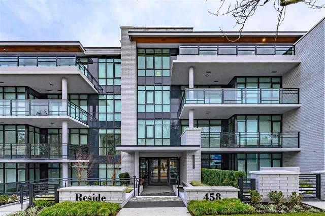 458 W 63RD Avenue #107, Vancouver, BC V5X 2J4 (#R2473914) :: Initia Real Estate