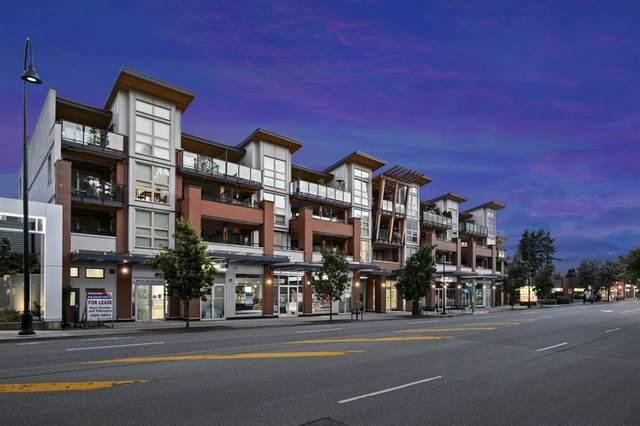 1177 Marine Drive #304, North Vancouver, BC V7P 1T1 (#R2473974) :: Initia Real Estate