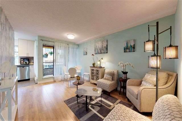 8451 Westminster Highway #109, Richmond, BC V6X 3E4 (#R2473978) :: Initia Real Estate