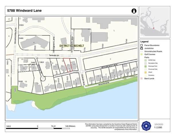 5788 Windward Lane, Sechelt, BC V0N 3A0 (#R2474259) :: RE/MAX City Realty