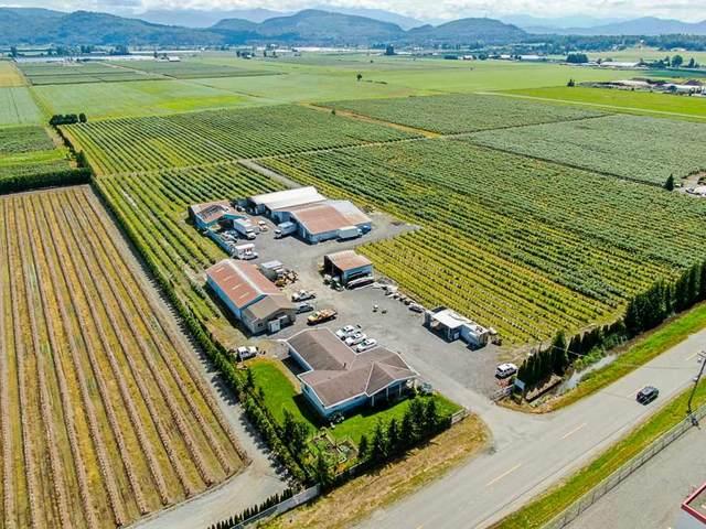 5390 Gladwin Road, Abbotsford, BC V4X 1X8 (#R2474891) :: Ben D'Ovidio Personal Real Estate Corporation | Sutton Centre Realty