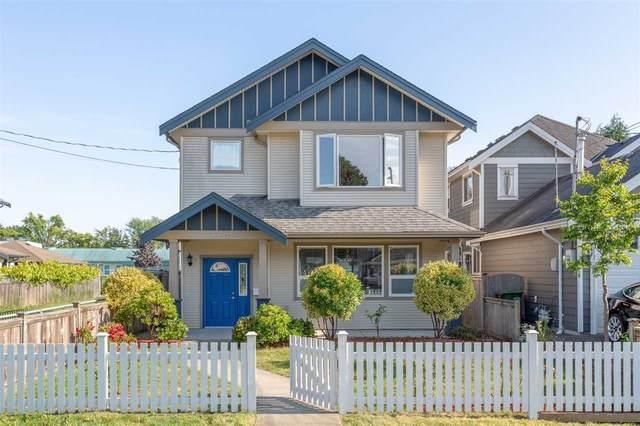 3860 Regent Street, Richmond, BC V7E 2N6 (#R2475451) :: Ben D'Ovidio Personal Real Estate Corporation | Sutton Centre Realty