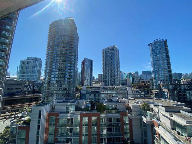 58 Keefer Place #1105, Vancouver, BC V6B 0B8 (#R2475482) :: 604 Realty Group