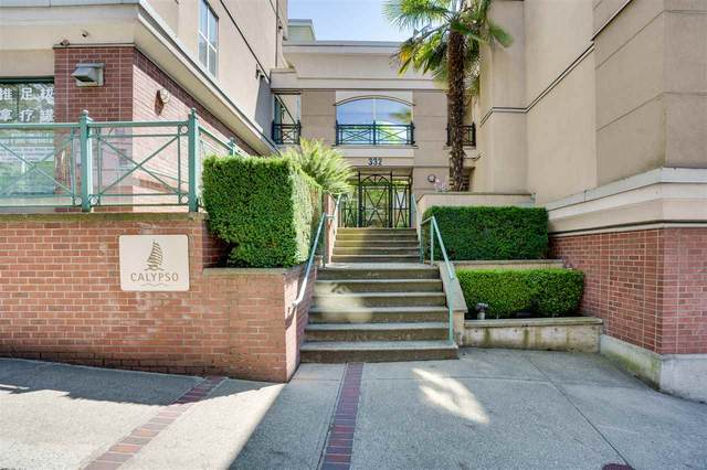 332 Lonsdale Avenue #211, North Vancouver, BC V7M 3M5 (#R2475502) :: RE/MAX City Realty