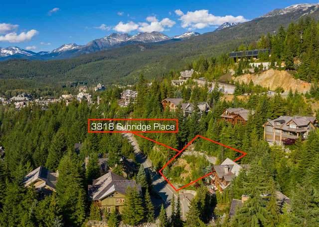 3818 Sunridge Place, Whistler, BC V8E 0W1 (#R2475525) :: Premiere Property Marketing Team