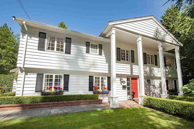 3846 Bayridge Avenue, West Vancouver, BC V7V 3J4 (#R2476082) :: Ben D'Ovidio Personal Real Estate Corporation | Sutton Centre Realty