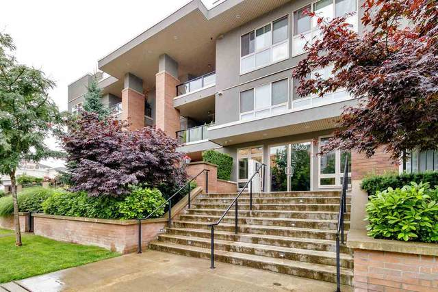 2349 Welcher Avenue #110, Port Coquitlam, BC V3C 1X6 (#R2476220) :: RE/MAX City Realty