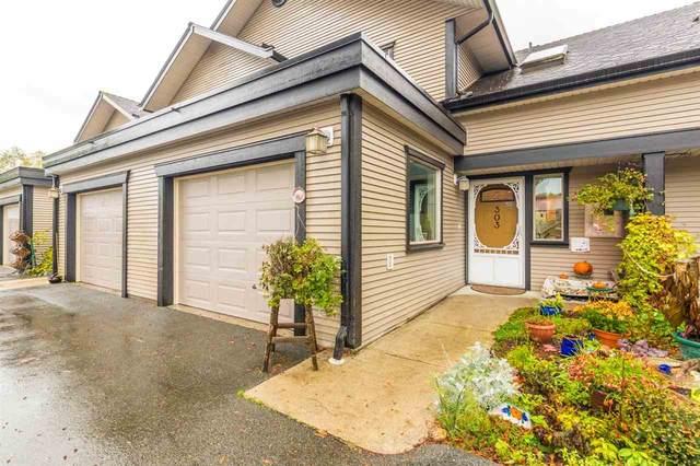 5711 Ebbtide Street #303, Sechelt, BC V0N 3A3 (#R2476284) :: RE/MAX City Realty