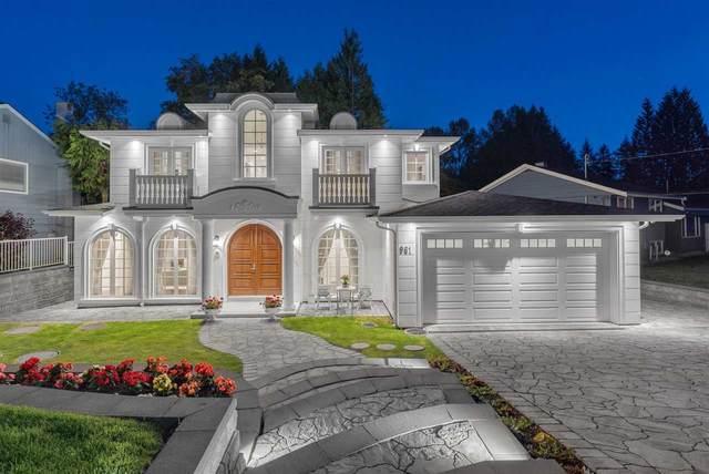 961 Belvista Crescent, North Vancouver, BC V7R 2B3 (#R2476368) :: RE/MAX City Realty