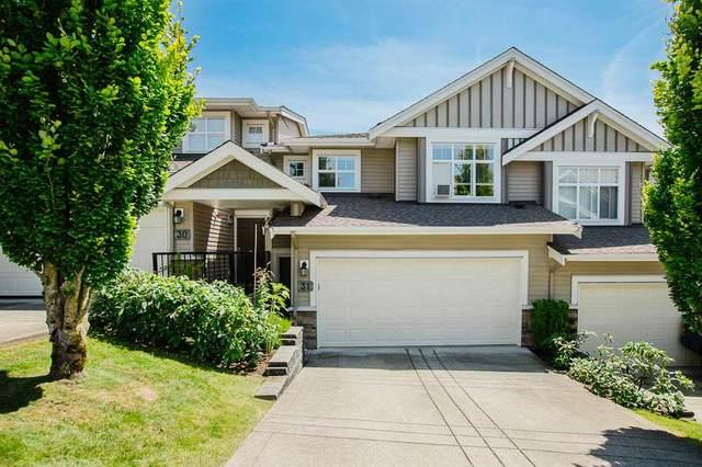 11282 Cottonwood Drive #31, Maple Ridge, BC V2X 8W7 (#R2476375) :: RE/MAX City Realty