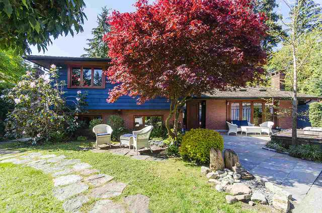 560 Newcroft Place, West Vancouver, BC V7T 1W8 (#R2476962) :: Ben D'Ovidio Personal Real Estate Corporation | Sutton Centre Realty