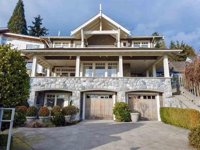 3339 Radcliffe Avenue, West Vancouver, BC V7V 1G7 (#R2477134) :: Ben D'Ovidio Personal Real Estate Corporation   Sutton Centre Realty