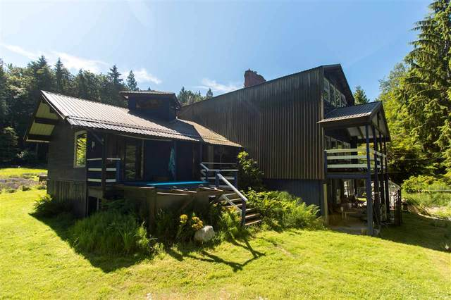 620 Shawanabe Road, Gambier Island, BC V0N 1V0 (#R2479863) :: 604 Home Group